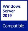 Windows Server 2019 Compatible